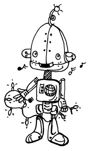 Repairing the Robot